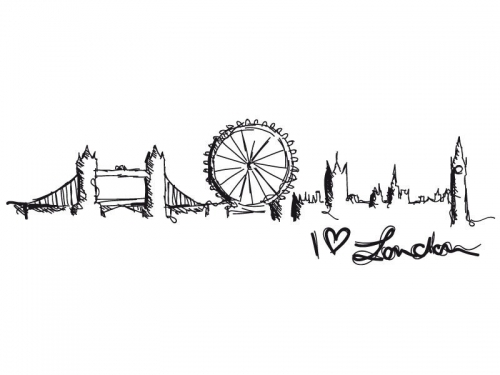 enjoy, life, london, love, lovely, smile