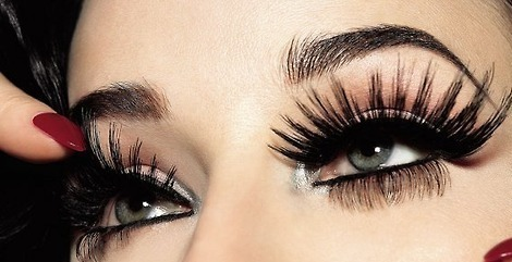 eyebrow, eyes, make up, mascara