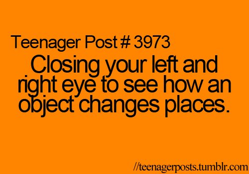 eyes, left, right, teenager, teenager post