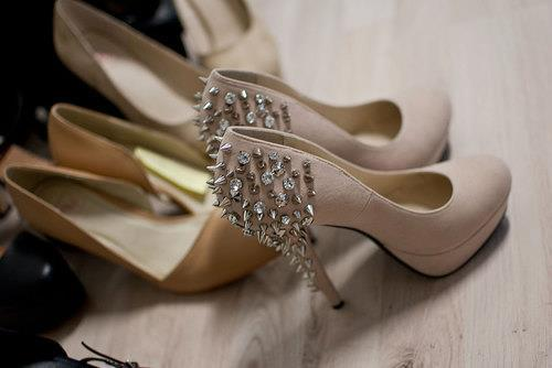fab , glasm, high heels, modern, shoes