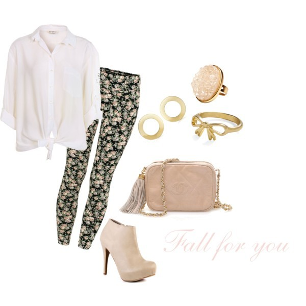 fashion, girl, polyvore, vintage