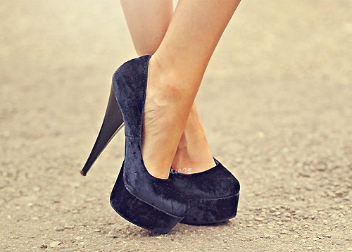 fashion, high heels, shoes