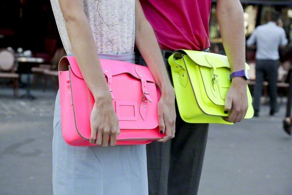 fashion, pink, satchel