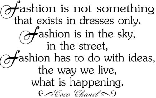 fashion, text, true