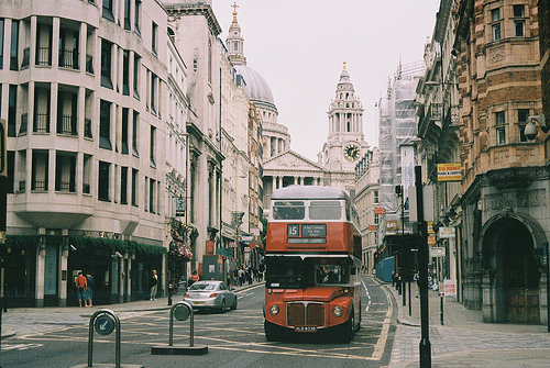 film, london, vintage