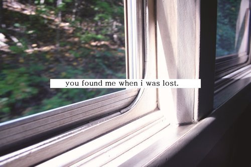 found, lost, photography, quote, train