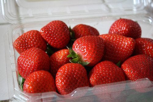 fruits, strawberries, strawberry