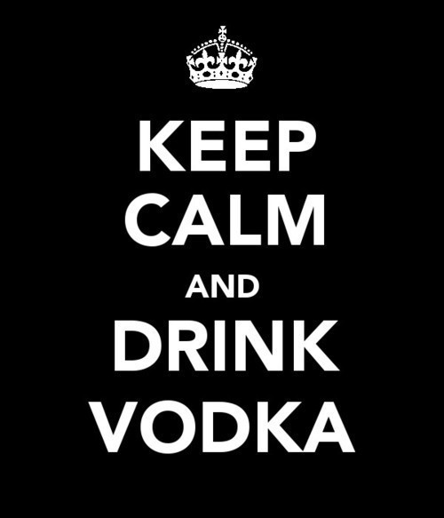 fun, keep calm, text, vodka
