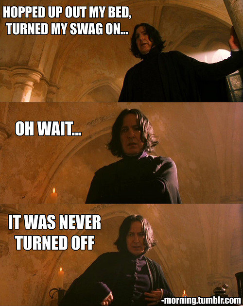 funny, harry potter, lol, snape