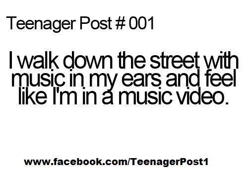 funny, laugh, lol, music, music video, post, smile, teenage, teenager post