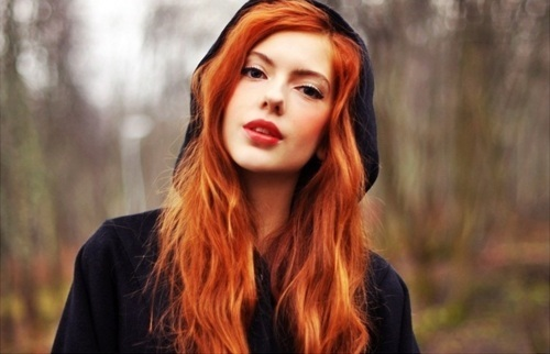 ginger, girl, love, pretty, red hair