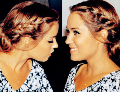 girl, hair, lauren conrad, pretty