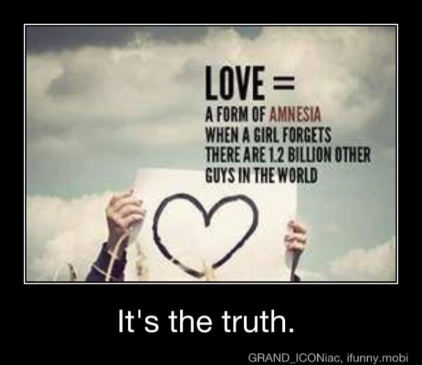 girls, love, truth