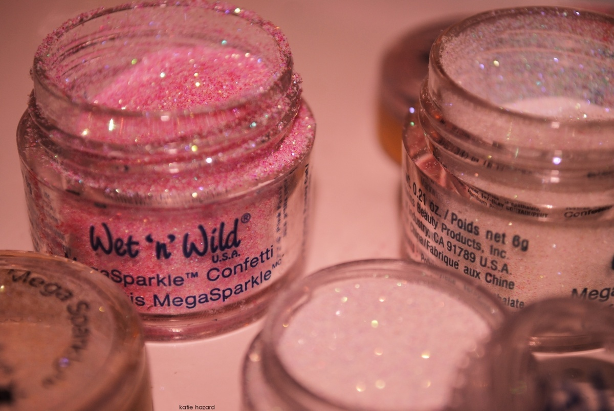 glitter, make up, pink, sparkle