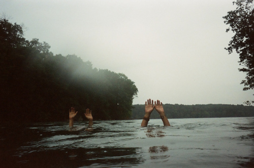 hands, nature, photography, water
