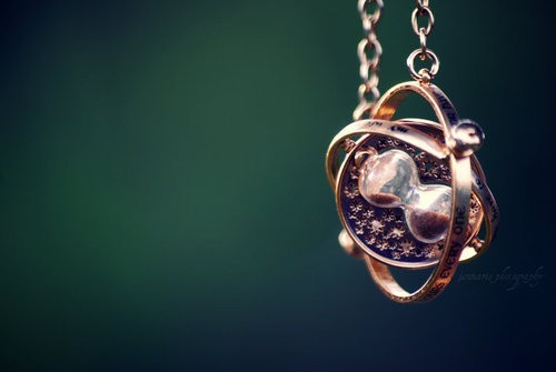 harry potter, jewellery, time turner