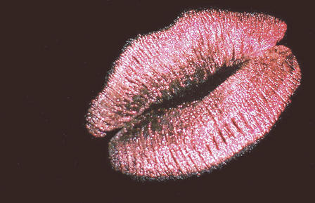 hot, lips, lipstick, pink