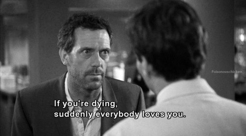 House Md Quotes Alone. QuotesGram