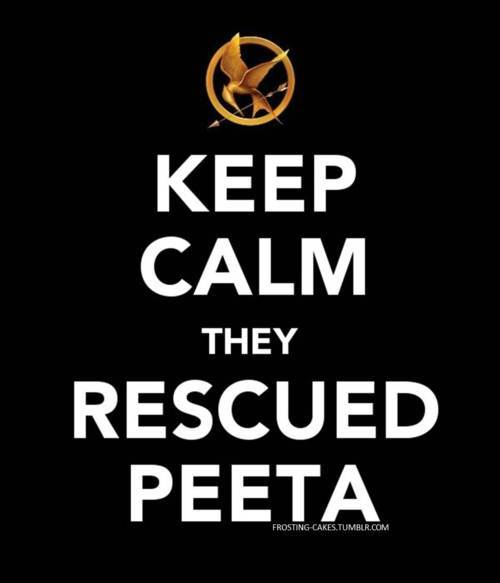 jennifer lawrence, joch hutcherson, katniss everdeen, keep calm, liam hemsworth, peeta mellark, spoiler, the hunger games