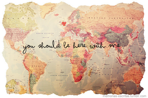 lara oliveira, love, map, travel, world