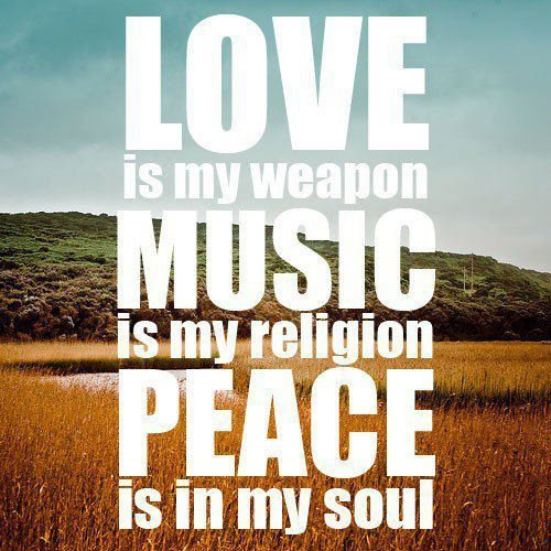 love, peace, quotes, soul