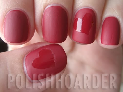nail art, nails, valentines day
